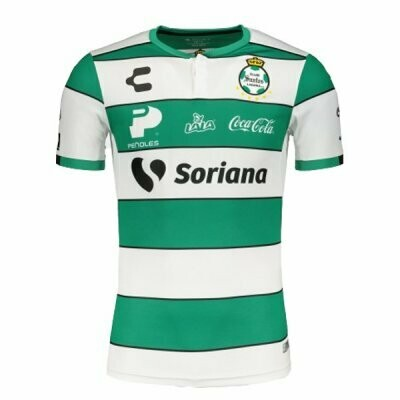 Santos Laguna Official Home Jersey Shirt 19/20