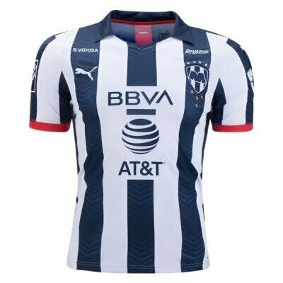 Puma Monterrey Official Home Jersey Shirt 19/20