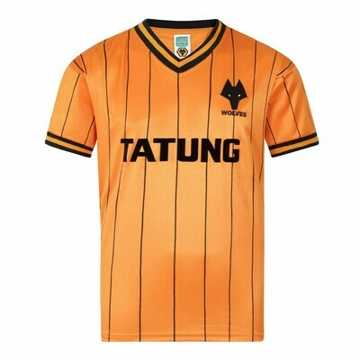 1982 Wolves Retro Jersey (Official)