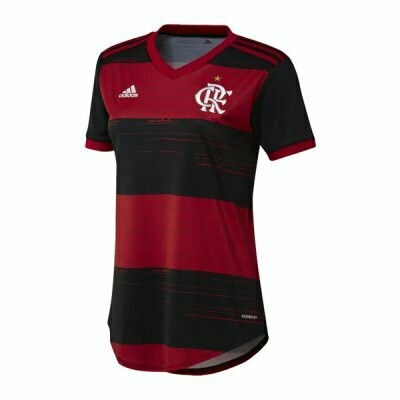 Official Adidas Flamengo Women's Home Jersey 20/21