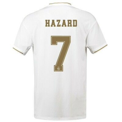 Adidas Real Madrid Hazard Jersey 19/20