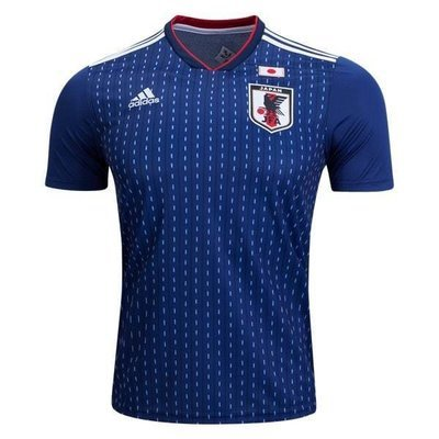 Adidas Japan Official Home Jersey 2018