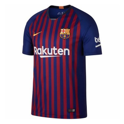 Nike Barcelona Official Home Jersey Shirt 18/19