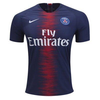 Nike PSG Official Home Jersey Shirt 18/19