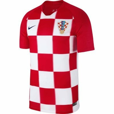Nike Croatia Official Home Jersey Shirt 2018