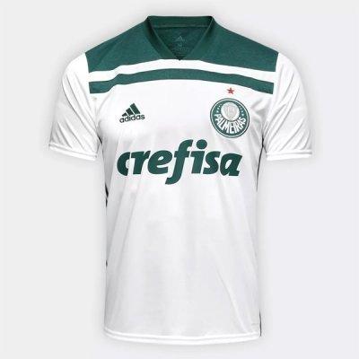 Adidas  Palmeiras Official Away Soccer Jersey Shirt 18/19