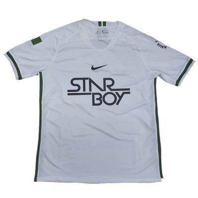 Nike Wizkid Co-creation Stadium Shirt Starboy Jersey (White) Official Jersey Shirt