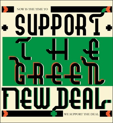 The Green New Deal