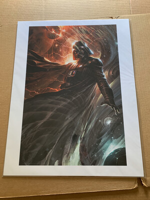 CENTER OF THE STORM #120 OF 150 BY RAYMOND SWANLAND