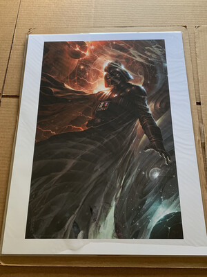 CENTER OF THE STORM #119 OF 150 BY RAYMOND SWANLAND