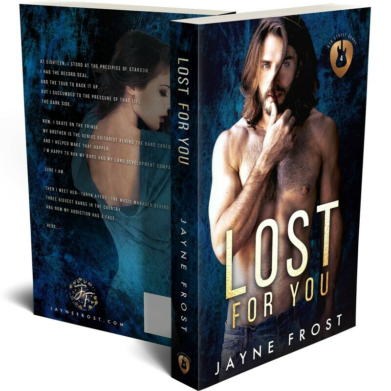 Lost For You Signed Paperback