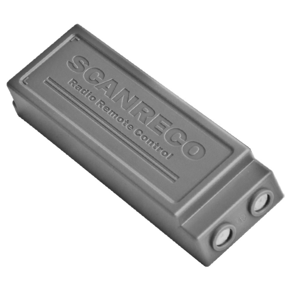Scanreco 592 RC400 Battery 7.2Vdc