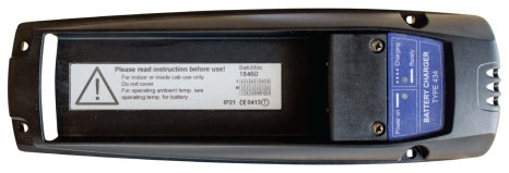 Scanreco RC400 434 12/24vdc Battery Charger