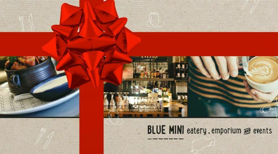 Blue Mini Gift Voucher (for use in store) $50