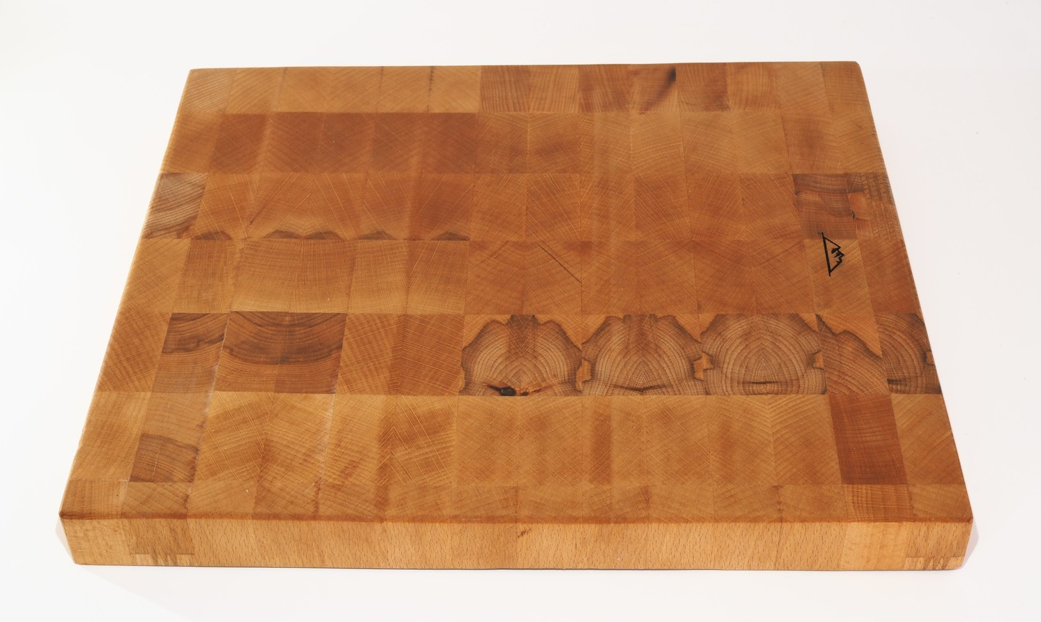 ​Tabla de corte de Haya - End Grain Cutting Board