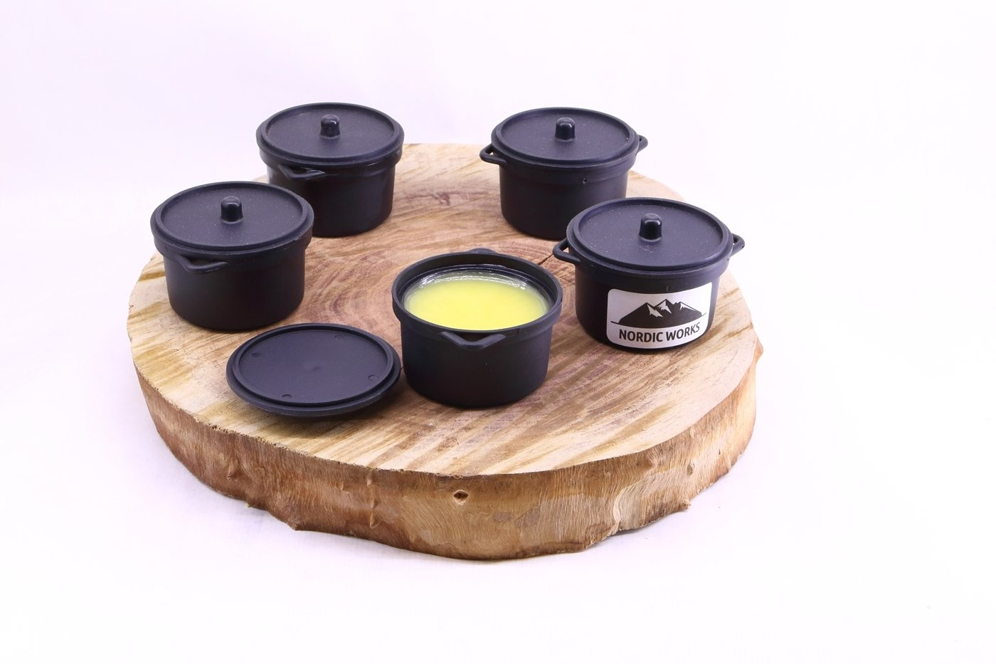 Wood Butter - bee wax & mineral oil