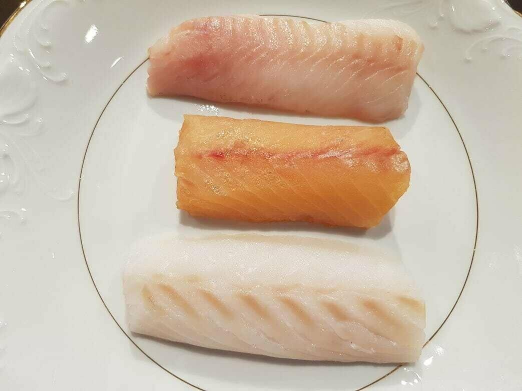 FISKE-PAKKE SMÅ