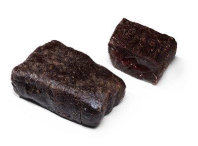 Lettrøket hvalkjøtt