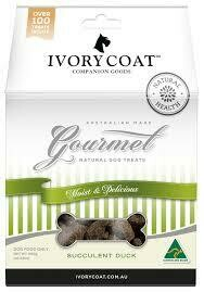 Ivory Duck Treats