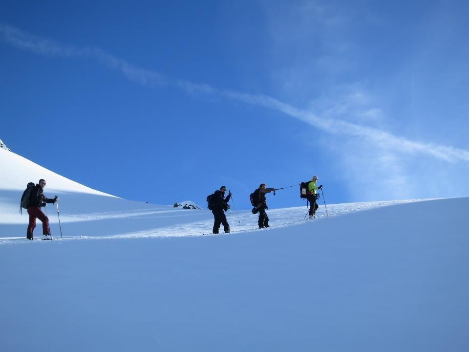 Ski og skredworkshop, Davos, Sveits 14-16.02.2020 (registration fee)