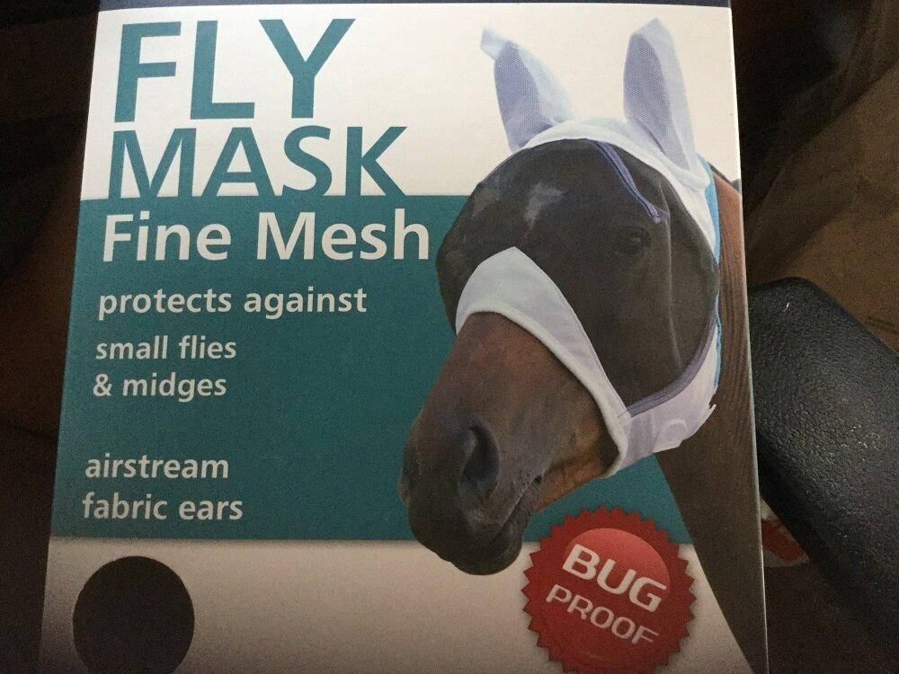 Pony Fly Mask