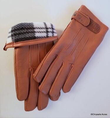 Insulated SSG Deerskin Gloves