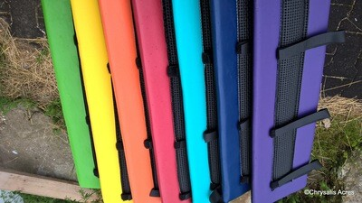 Color Top Pad - Saddle