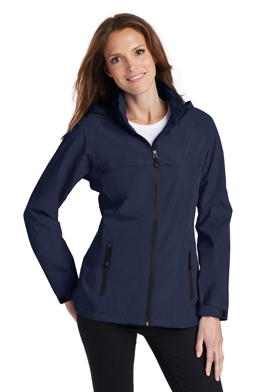 Port Aurthority Ladies Rain Jacket