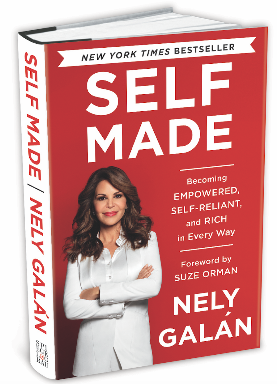 Self Made: Becoming Empowered, Self-Reliant, and Rich in Every Way - (Hardcover) 00000