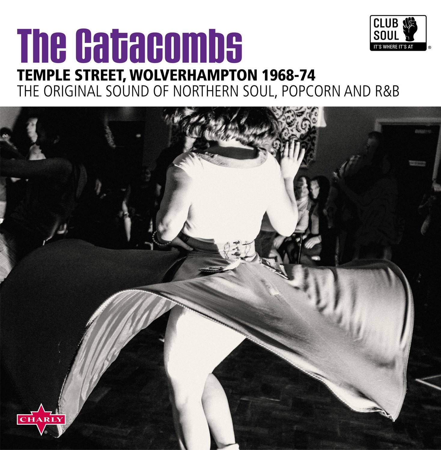 THE CATACOMBS (LP)