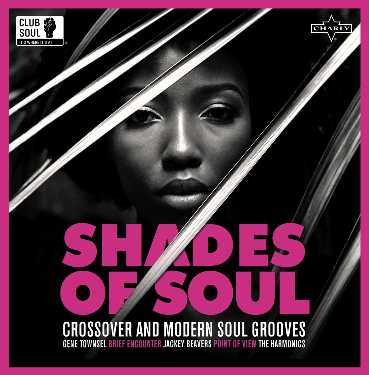 SHADES OF SOUL (LP)