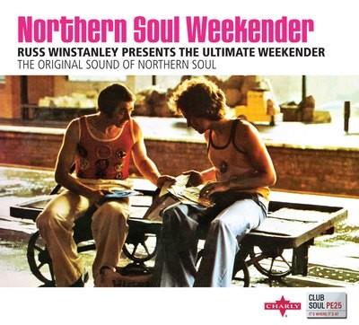 NORTHERN SOUL WEEKENDER (CD)