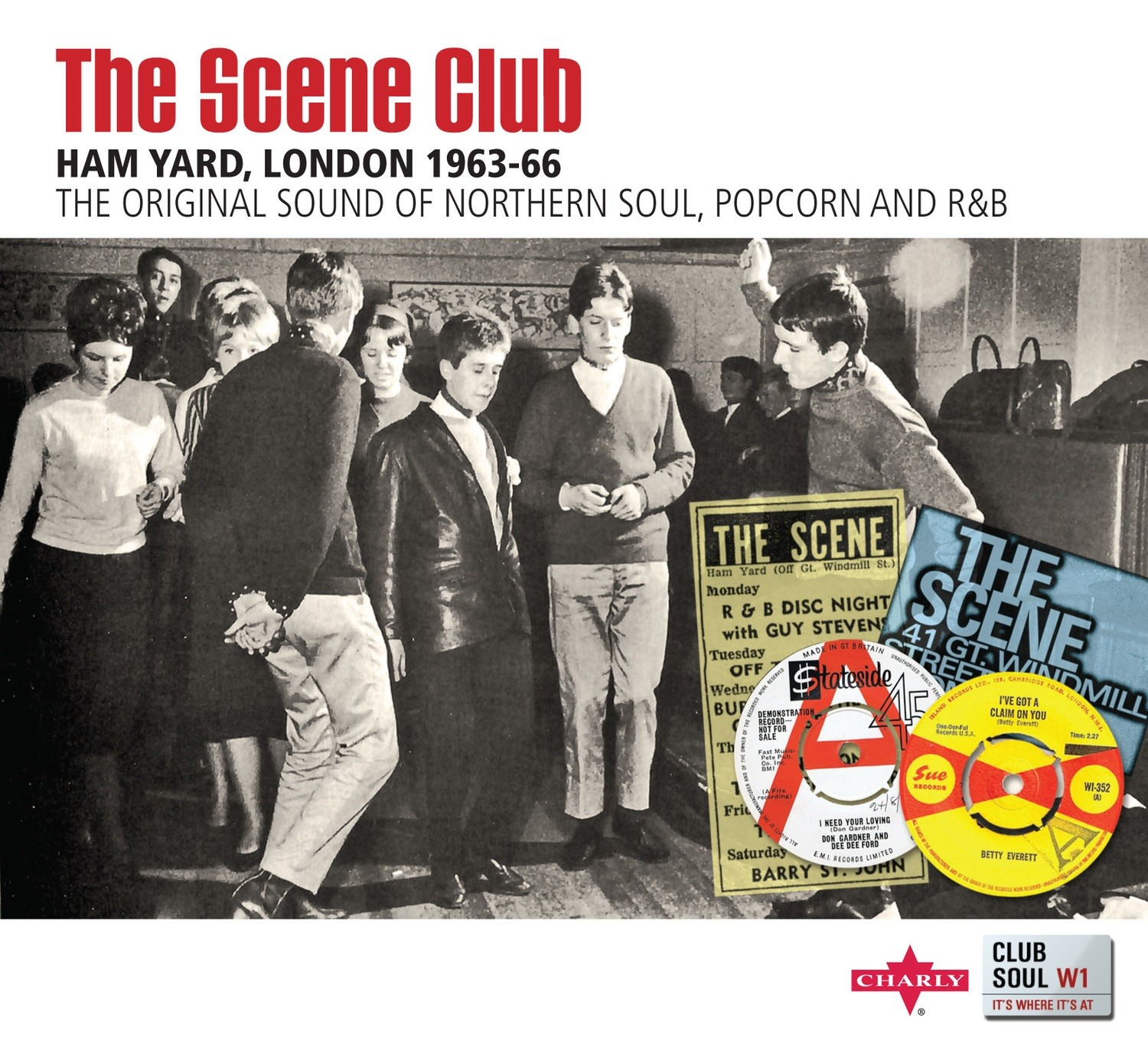 THE SCENE CLUB (CD)