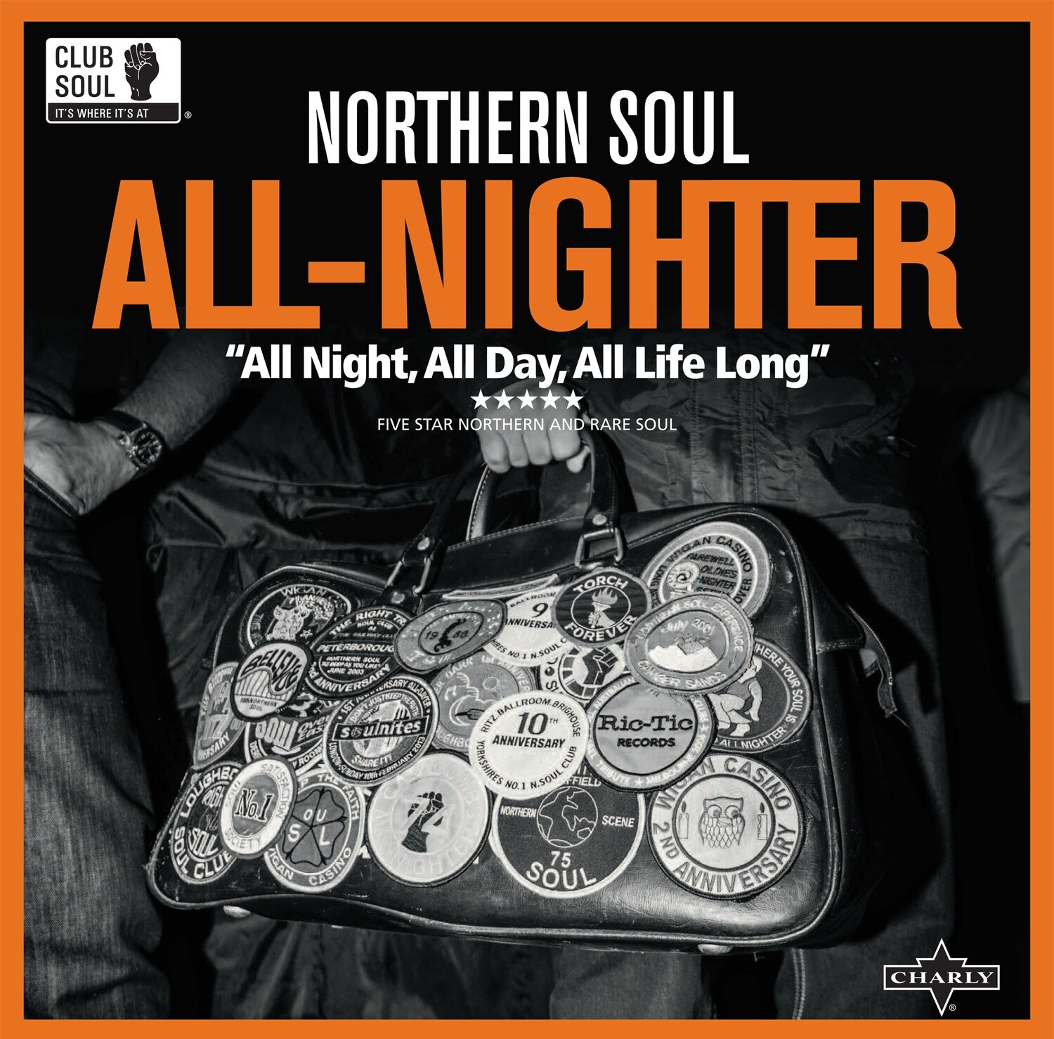 NORTHERN SOUL ALL-NIGHTER (LP)