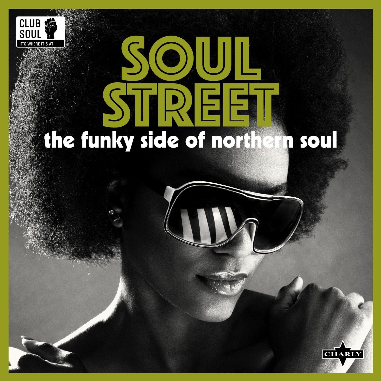 SOUL STREET (LP)