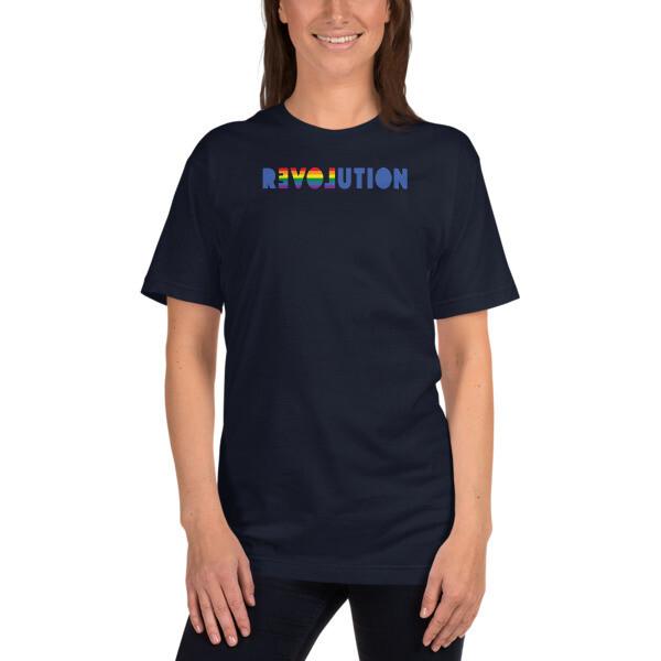 REVOLUTION=LOVE, Women's T-Shirt