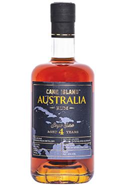 "Cane Island Rum - Beenleigh Distillery 4 Years Old ""Single Estate Australia"""