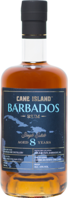 Cane Island Rum - Foursquare 8 Years Old