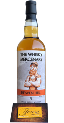 Heaven Hill 9 Years Old (2009-2018) The Whisky Mercenary