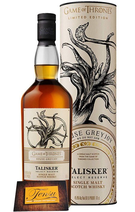 """Talisker Select Reserve - House Greyjoy """"Game Of Thrones"""""""