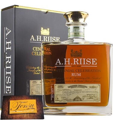A.H. Riise Centennial Celebration Rum