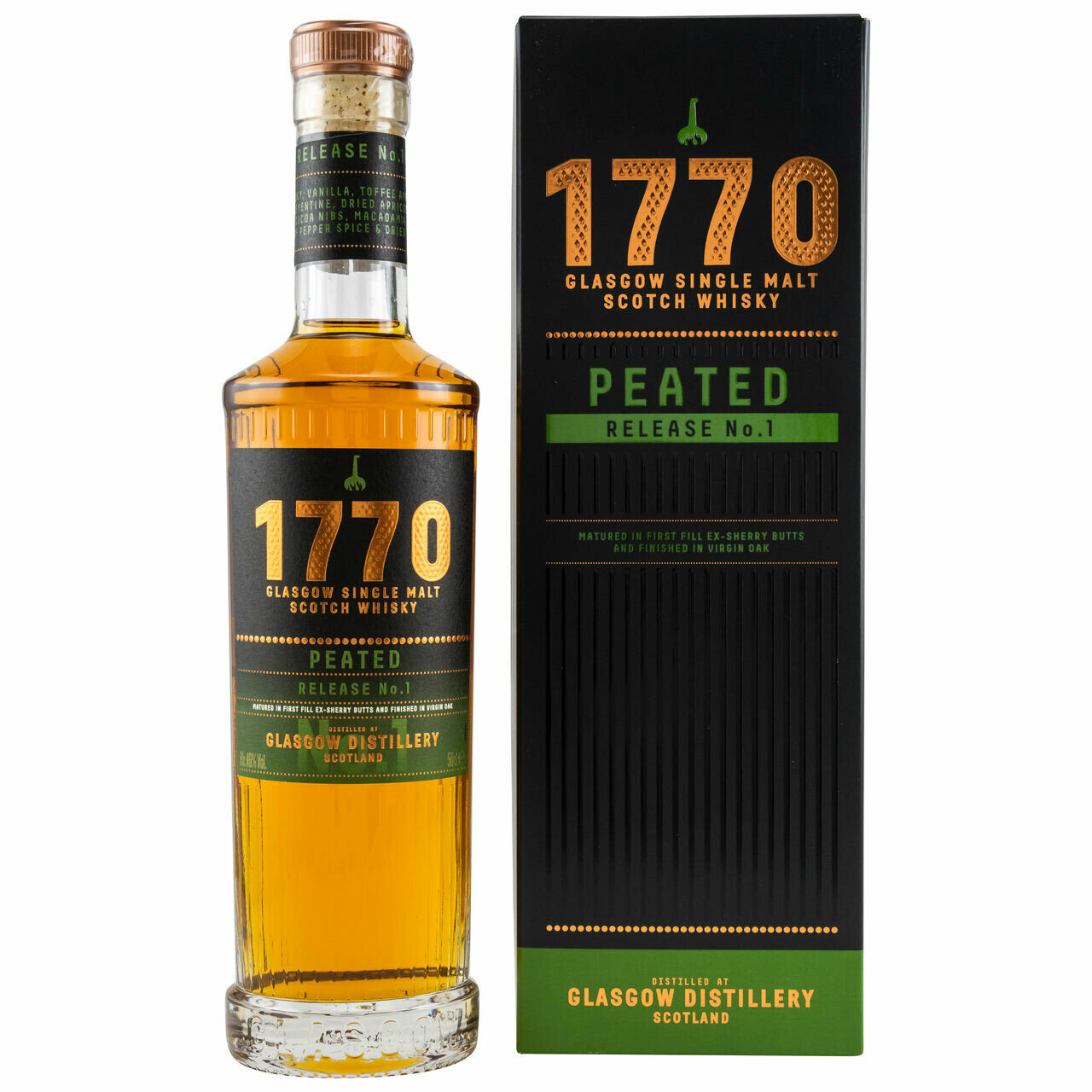 "1770 ""Peated"" (Release No. 1)"
