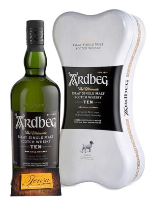 Ardbeg - Ardbone 10 Years Old (Giftpack)