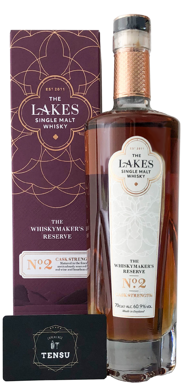 "The Lakes - The Whiskymaker's Reserve No.2 (Cask Strength) ""The Lakes Distillery"""