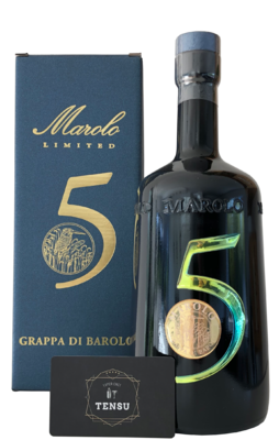 Marolo Barolo-For Friends 5 Years (Liter)