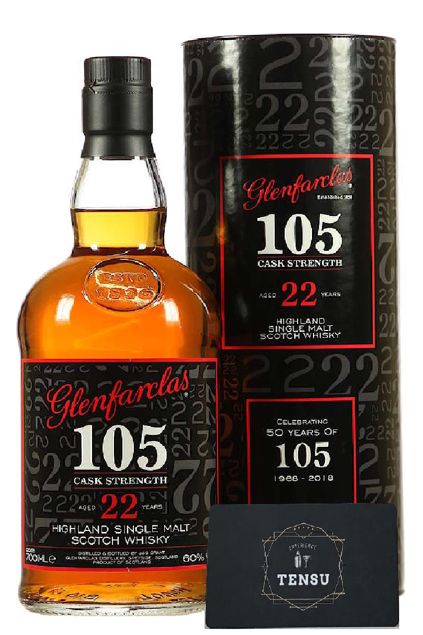 Glenfarclas 105 [22 Years Old - Cask Strength]