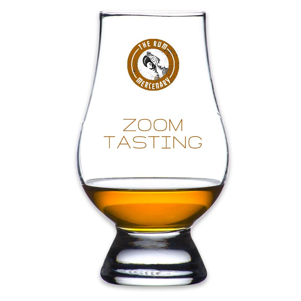 #52 The Rum Mercenary Tasting (ZooM)
