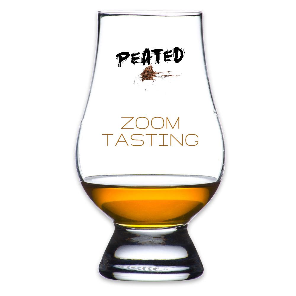 #64 Peated Whisky Tasting (ZooM)