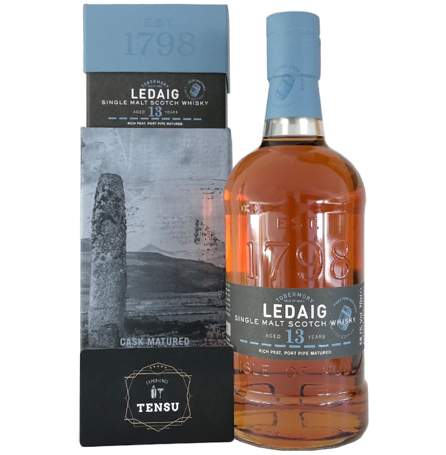 "Ledaig 13 Years Old (2005-2019) ""Limited Edition"""