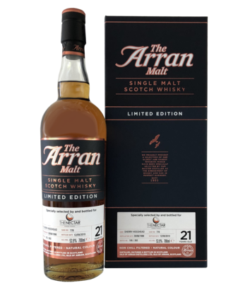 Arran 21 Years Old (1998-2019)
